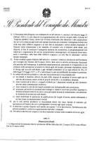 D.P.C.M. 11/03/2020 Guerra al coronavirus Misure urgenti in materia di contenimento e gestione dell'emergenza epidemiologica da COVID-19 applicabili sull'intero territorio nazionale
